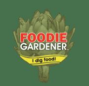 Foodie-Gardener-logo-shirley-bovshow-edible-garden-designer-expert