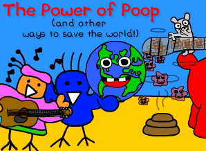 The-Power-of-Poop-Logo by Denis Thomopoulos