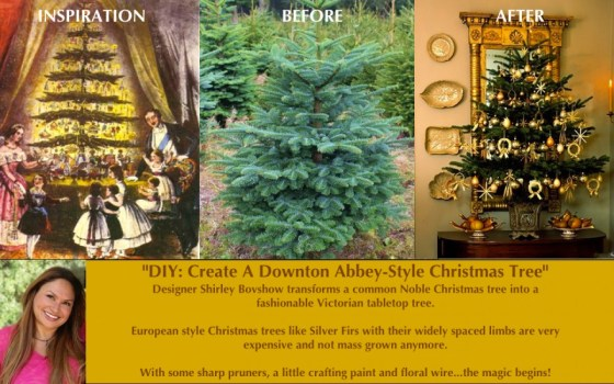 shirley-bovshow-vintage-tabletop-christmas-tree-tv-segment-pitch-for-home-and-family-show