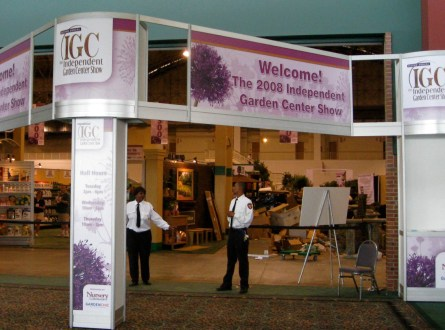 Chicago Independent Garden Center Show at Navy Pier by Shirley Bovshow