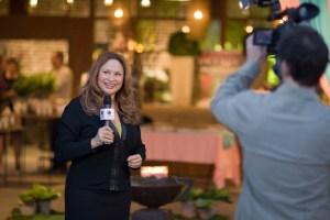 Shirley Bovshow reporting for Garden World Report