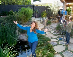 Shirley Bovshows favorite garden products