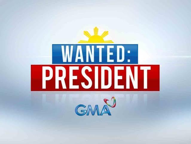 """""""Wanted: President"""" ngayong 2016"""