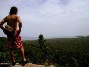 Highest Point in Koh Phangan, 2007