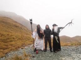 Battling Wizards in New Zealand