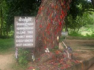 The killing tree...