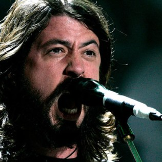 Dave Grohl, Rock Legend