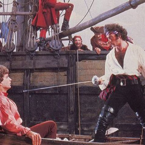 Kevin Kline, the Pirate King