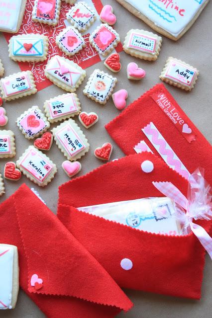 postage cookies 3 003