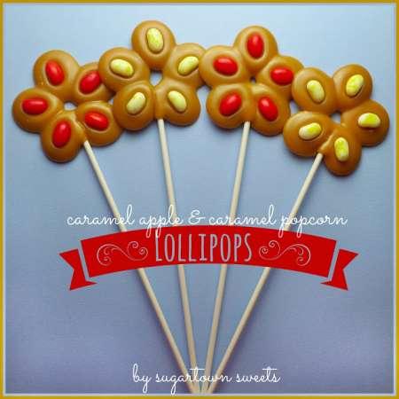How to make homemade lollipops