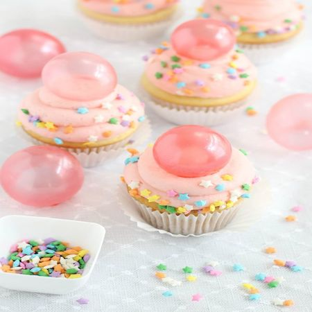 gelatin bubbles