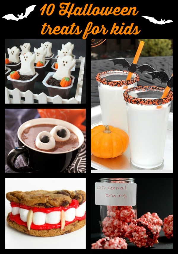 10 Halloween treats for kids - CraftGossip
