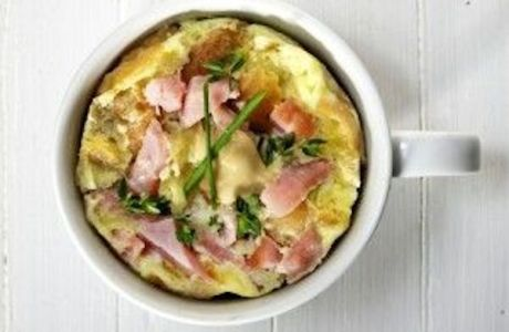 Coffee Mug Quiche