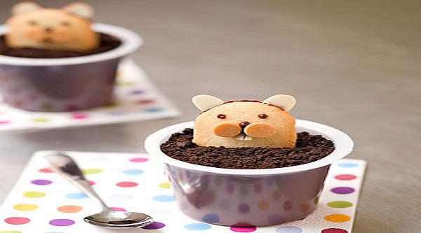 groundhog pudding