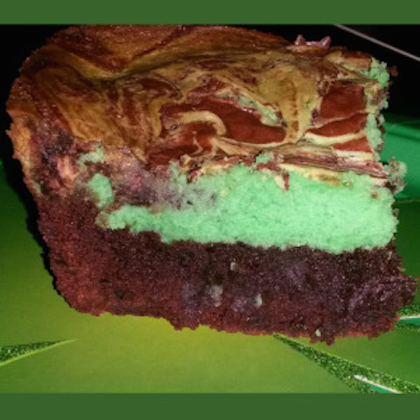 Irishcremecheesecakebrownie