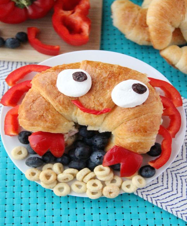 crab sandwich idea