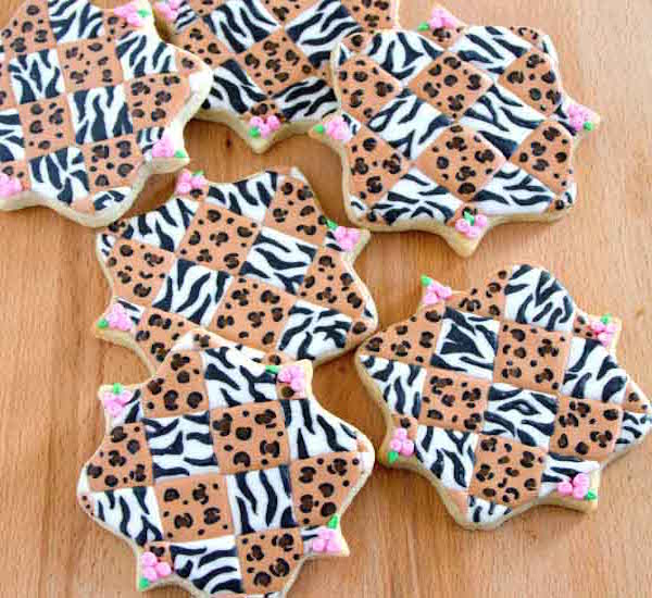 Print Decorated Cookie Tutorial