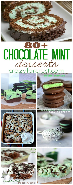 Chocolate-Mint-Desserts