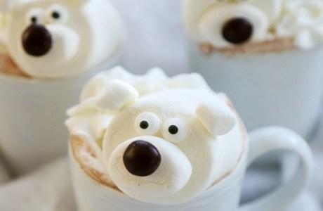 Chocolate Snowman Bowls Edible Crafts
