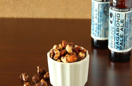 Beer Ale Flavored Roasted Nuts Recipe