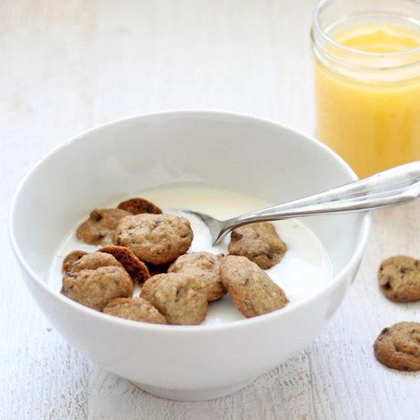 homemade cookie crisp