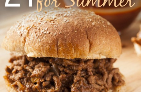 21 Slow Cooker Meals for the Summer