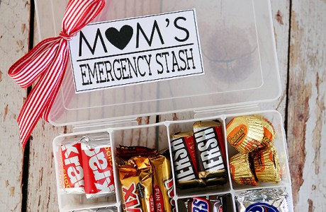 Mom's Emergency Stash