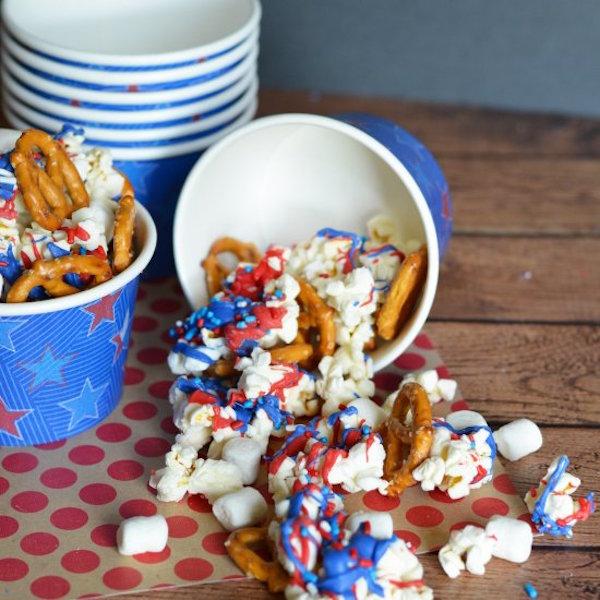 patriotic snack