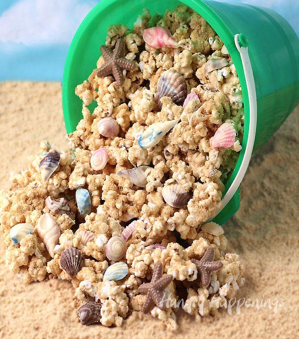 peanut-butter-popcorn-candy-shells-beach