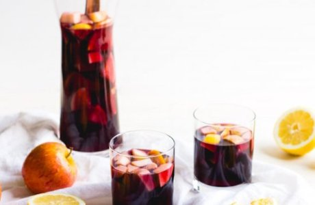 Summer Long Sangria