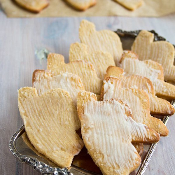 Sugar Free Cut Out Cookies