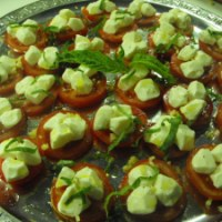 Fresh Mozzarella Mini Caprese