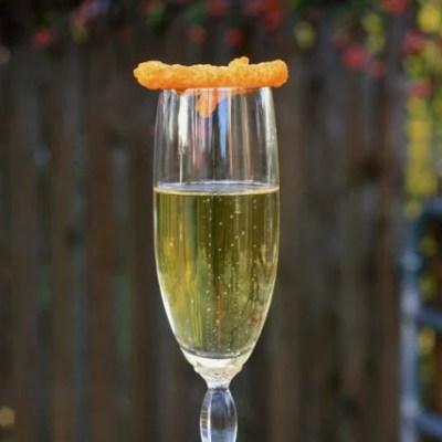 Champagne & Cheetos