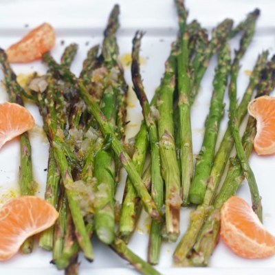 In Season: A tale of two grilled asparagus