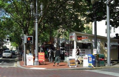 Portland Food Cards