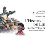 L'Histoire du pays de Liège racontée aux enfants