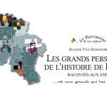 Les grands personnages de l'Histoire de Belgique