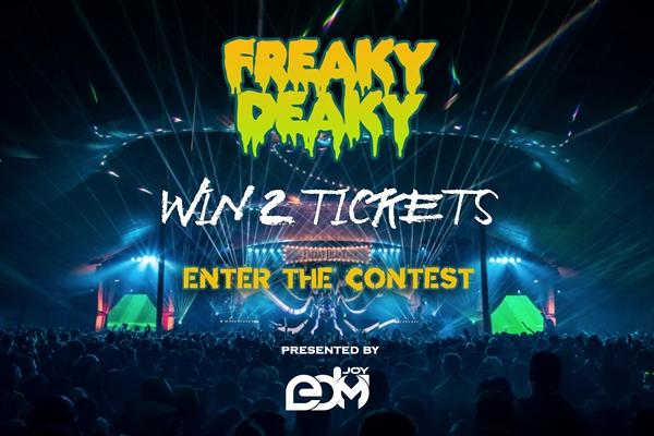 freaky deaky 2016 ticket give away