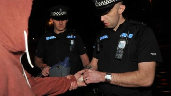 policia control drogas