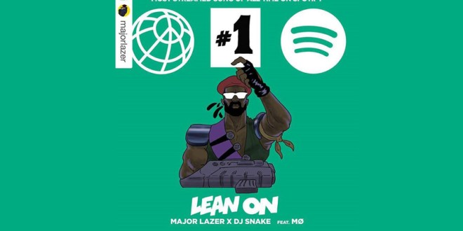 lean-on-spotify EDMred