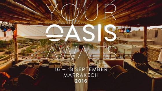 oasis festival EDMred