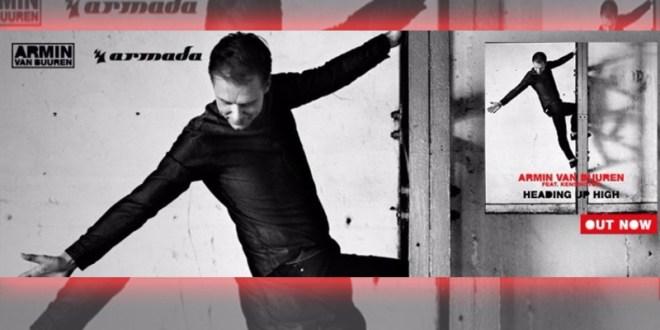 Armin van buuren  heauding up high EDMred