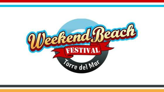 weekend beach festival EDMred