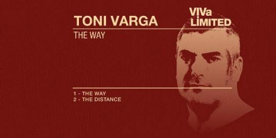 TONI VARGA 'THE WAY EP' VIVA MUSIC  BANNER