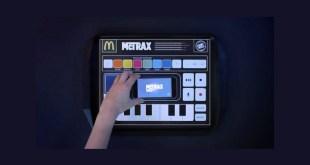 mctrax mcdonalds EDMred