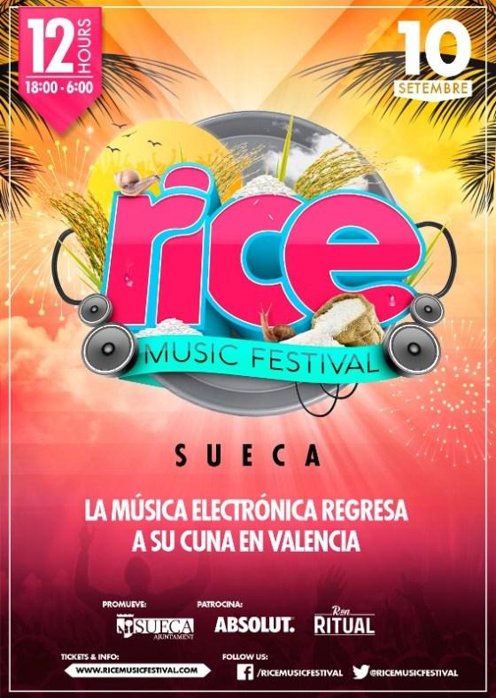 cartel festival rice EDMred