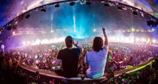 Dimitri Vegas & Like Mike en Tomorrowland 2016 EDMred
