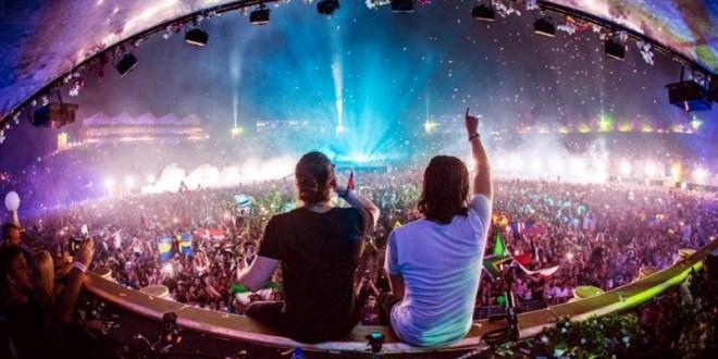 Dimitri Vegas & Like Mike en Tomorrowland 2016 EDMred