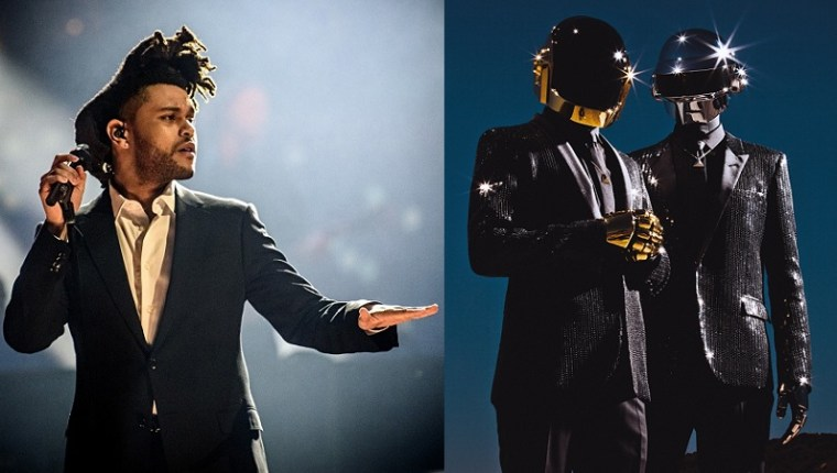 The Weeknd at the Juno Awards  in  Canada this year