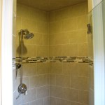 Master Bathroom 1 Shower